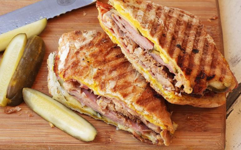 Debra's Cuban Sandwich